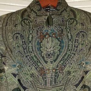 Linda Allard Ellen Tracey Nehru East Asian Coat